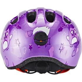 ABUS Smiley 2.0 Helm Kinder lila